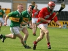 Shane Coonan clears his lines