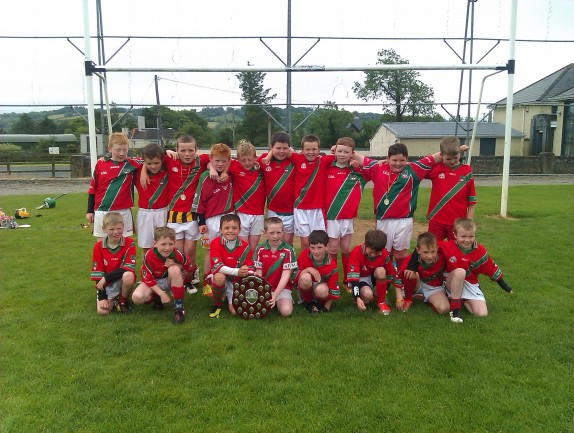 St. Martin's U10 Shield Winners 2013
