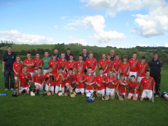 Dowling Cup U12 Team