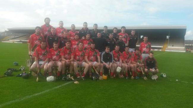 Senior Team 2014